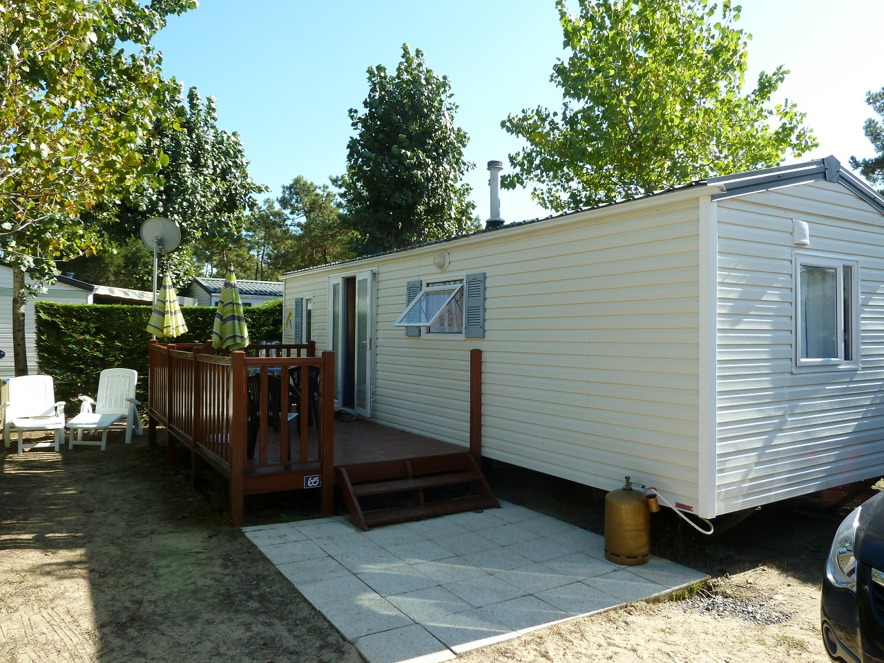 Vente mobile home saint jean de monts